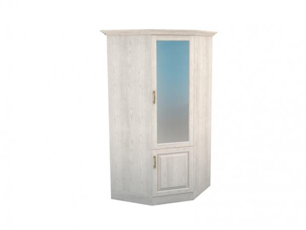 Купить белый угловой шкаф Эдем